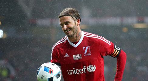 yanokisho-David Beckham