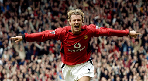 yanokisho David Beckham